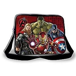 BB Designs Marvel Avengers Messenger Bag