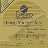 Lord Youre Holy [Accompaniment/Performance Track]
