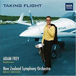 Taking Flight: Music for Euphonium and Orchestra from MSR Classics