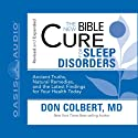 The New Bible Cure for Sleep Disorders Audiobook by Don Colbert Narrated by Tim Lundeen