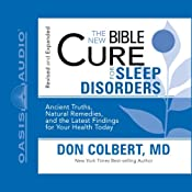 The New Bible Cure for Sleep Disorders | Don Colbert