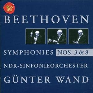 Beethoven:Symphonies No.3&8