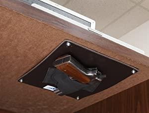 Wolverine Holsters Under - the - Desk Holster from BLUE STONE SAFETY