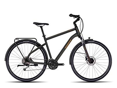 Ghost Square Trekking 5 Trekking bike Gentlemen orange/black 2017 Trekking bike