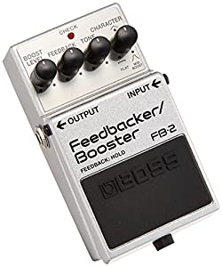 boss fb 2 feedbacker booster electric guitar effects other pedals and effects. Black Bedroom Furniture Sets. Home Design Ideas