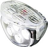 AKSLEN 高輝度ホワイト5LEDヘッドライト HL-120