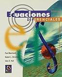 img - for Ecuaciones Diferenciales (Spanish Edition) book / textbook / text book
