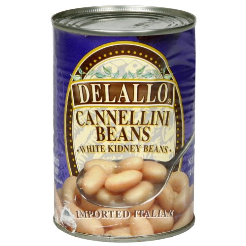 DeLallo Cannellini Beans 14.0 OZ