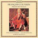 Fran�ois Couperin: Pi�ces de viole 1728: Suite n� I et II - Les go�ts r�unis