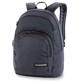 Dakine Men's Central Backpack, Black Patches