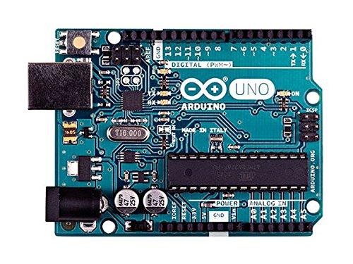 Arduino UNO R3 board with DIP ATmega328P, A000066