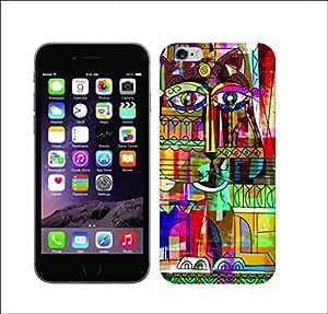 Galaxy Printed 1416 Astec Cat Burmilla Hard Cover for Apple Iphone 6 plus