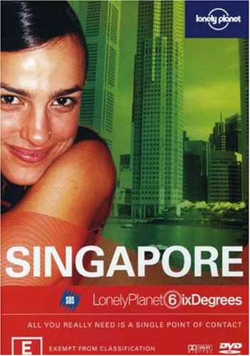 Lonely Planet Six Degrees-Singapore (Pal/Region 0) [DVD] [Import]