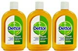 Dettol Liquid Antiseptic Disinfectant for First Aid Original 500ml (3)