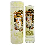 Ed Hardy Love & Luck For Women by Christian Audigier EDP Spray 100ml