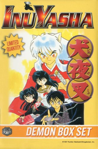 Inuyasha, Vol. 19 (Figurine Box Set): Demon Box Set image