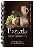 The Book of Proverbs: God's Book of Wisdom: Book 3