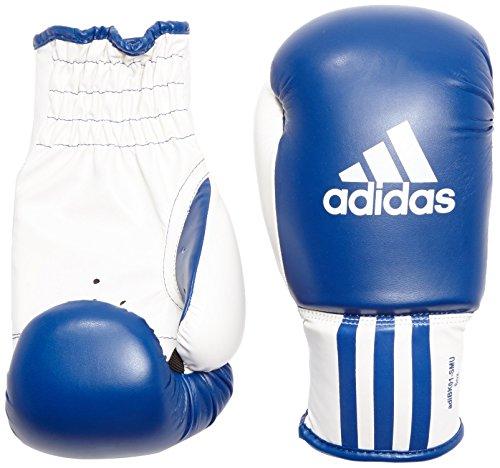 adidas Boxhandschuh ROOKIE-2, blue-white, 6 oz, ADIBK01BL-6