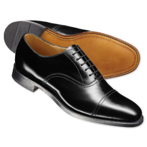Charles Tyrwhitt Black Oxford shoes (8 UK)