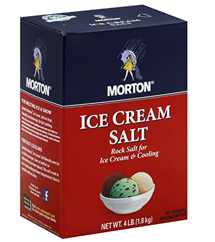 Morton Salt Ice Cream - 8 Pack (Ice Cream Rock Salt compare prices)