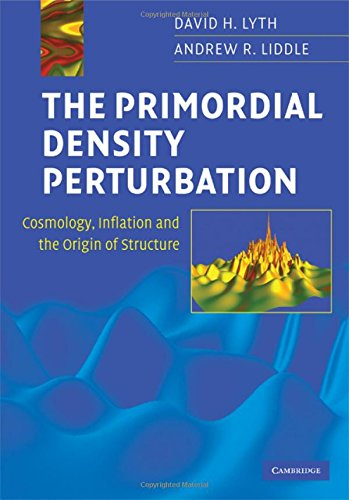 The Primordial Density Perturbation Hardback: Cosmology, Inflation and the Origin of Structure