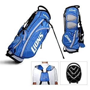 NFL Detroit Lions Stand Golf Bag by Team Golf