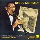 echange, troc Benny Goodman - Complete Benny Goodman Carnegie Hall Concert 1938