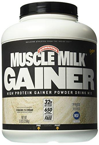 CytoSport - Muscle Milk Gainer 2,27 kg - Cookies & Cream