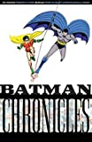 Batman Chronicles, Vol. 4 (1401214622) by Finger, Bill