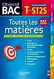 Objectif Bac - Toutes les matières - Terminale ST2S
