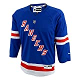 NHL New York Rangers Team Color Replica Jersey Youth
