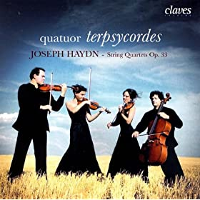 String Quartet in G Major, Op. 33 No. 5: Scherzo. Allegro