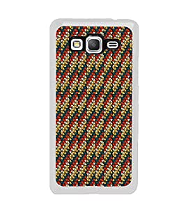 Colourful Pattern 2D Hard Polycarbonate Designer Back Case Cover for Samsung Galaxy Grand Prime :: Samsung Galaxy Grand Prime Duos :: Samsung Galaxy Grand Prime G530F G530FZ G530Y G530H G530FZ/DS