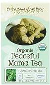 Earth Mama Angel Baby Organic Peaceful Mama Tea 16 TeabagsBox