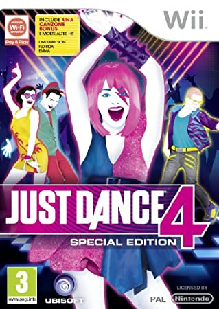 Just Dance 4 - Day-one Edition