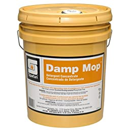 Damp Mop Specialty Cleaner # 301605, 5 gal pail -(1 PAIL)