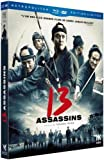 Image de 13 assassins [Blu-ray] [Combo Blu-ray + DVD]