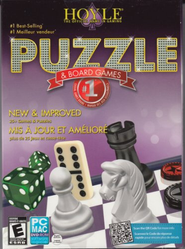 Hoyle Puzzle and Board 2012 - Standard Edition