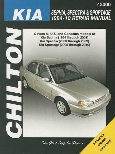 total-car-care-kia-spectra-sephia-sportage-s-e-1994-2010-repair-manual-chiltons-repair-manuals-paper