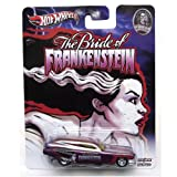 '59 Cadillac Funny Car Bride of Frankenstein Universal Studios Hot Wheels Car