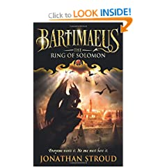 The Ring of Solomon (The Bartimaeus Sequence 4) - Jonathan Stroud