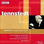 ベートーヴェン:交響曲第9番「合唱付き」(ヘガンデル/ホジソン/ティアー/ハウエル/ロンドン・フィル/テンシュテット)(1985)