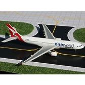 ジェミニジェッツ 1/400 エアバス A330-200 カンタス航空 One World VH-EBL