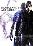 img - for Biohazard 6 Artworks Art Book Resident Evil Capcom Japan book / textbook / text book