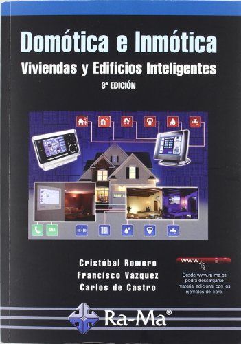 DOMOTICA E INMOTICA descarga pdf epub mobi fb2
