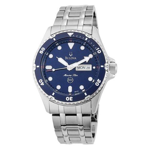 Bulova Men's 98C62 Marine Star Watch