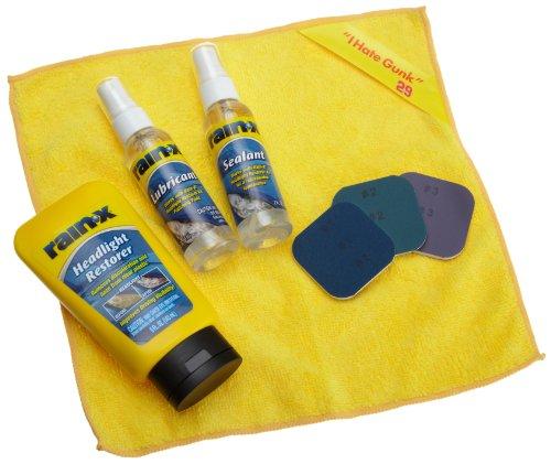 Rain-X 800001809 Headlight Restoration  Kit (Headlight Defogger compare prices)