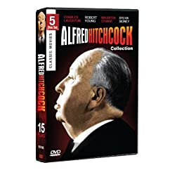 Alfred Hitchcock Collection - 13 Films