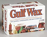 Gulfwax Paraffin Wax 1 Pound