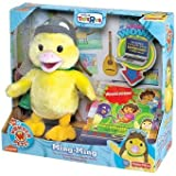 Nick Jr's Wonder Pets Exclusive Plush Ming-Ming With Computer Game